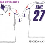 Maglia fiorentina 2011